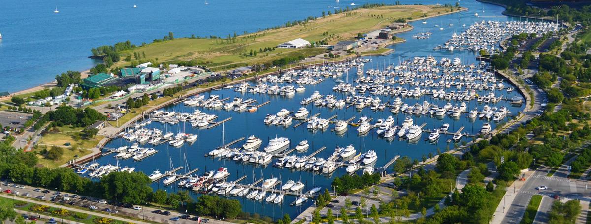 Burnham Chicago Harbors