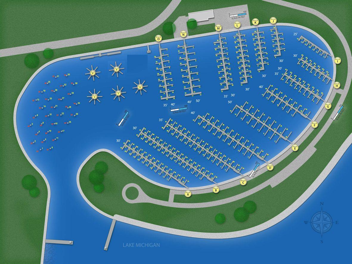 Montrose Chicago Harbors