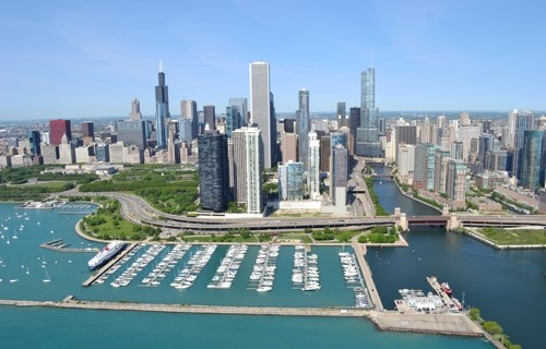 Dusable Chicago Harbors