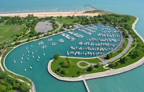 Montrose Chicago Harbors