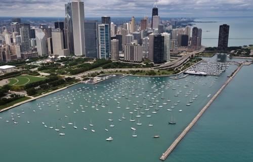 Monroe Chicago Harbors